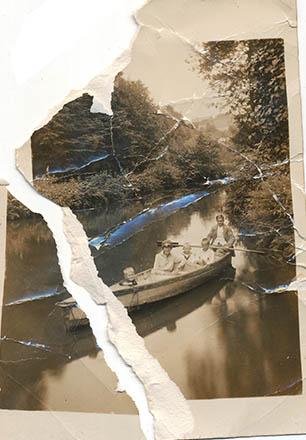 Photo repaired